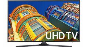 Samsung 40″ 4K UHD Smart LED TV $299.99 Shipped (Reg. $499.99)