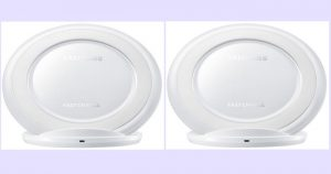 Samsung Fast Charge Wireless Charging Stand $19.99 Each Shipped (Regularly $59.99)