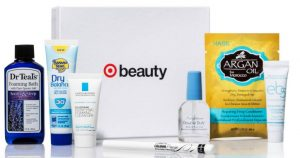 Target Beauty Boxes $7 Shipped ($24 Value)