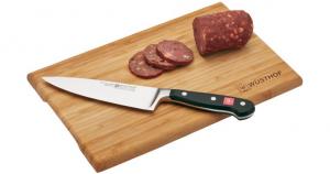 Wüsthof Knife & Bamboo Cutting Board Set $49.99 (Reg.$159.99)