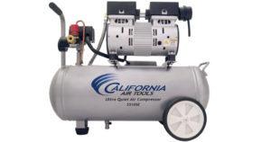California Air Tools Ultra-Quiet & Oil-Free Air Compressor $115.39