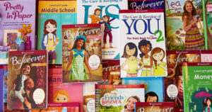 American Girl Buy One, Get One FREE Books