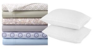 TWO Home Expressions Queen or King Sheet Sets AND 2 Pillows $27 Shipped