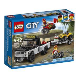 LEGO City ATV Race Team Set $12.79