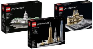 LEGO Architecture Louvre 695-Piece Set $39.49 Shipped (Reg. $59.99)