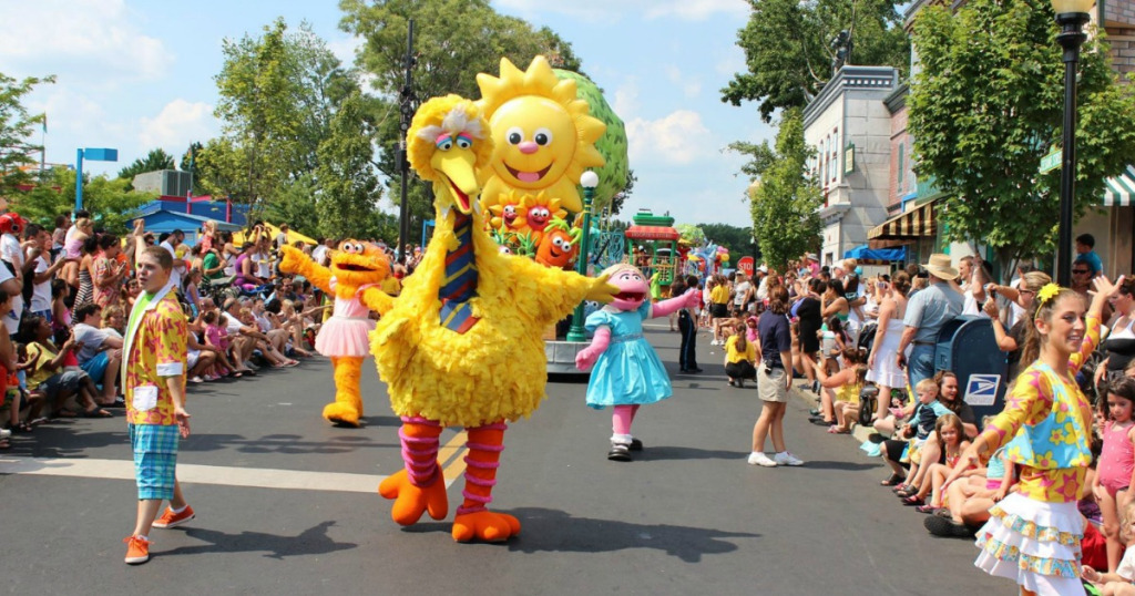 Sesame Place Buy 1 Single Day Ticket Get 2nd Single Day