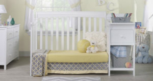 Sorelle 4-in-1 Convertible Crib & Changer $129.99 Shipped (Reg. $249.99)