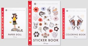 Victoria Beckham Sticker Book $1.80 (Reg. $6)