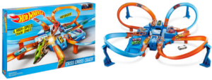 Hot Wheels Criss Cross Crash Track Set Only $29.69