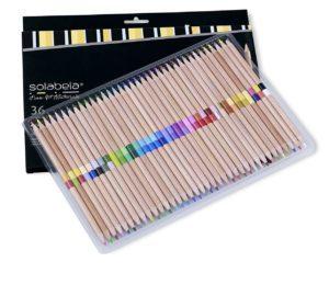 Solabela 36 Bi-Color Colored Pencils 72 Vibrant Colors $7.99(Reg. $30)