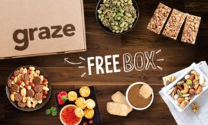 First Graze Box Free Just Pay Shipping!