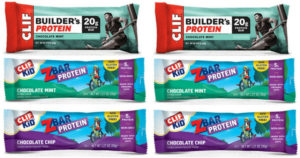 CLIF Bars Recalled for Undeclared Peanut & Tree Nut Allergens