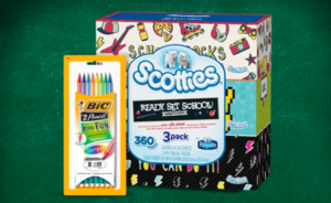 Enter to Win Back to School Prize Packs Valued at $42