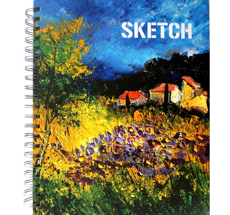Hardcover Drawing Book ~ Hardcover sketch book reg wheel n deal mama