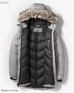 Eddie Bauer Women's Superior Down Parka $88.83 Shipped (Reg. $330)