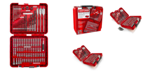 Craftsman 100-Piece Drill Bit Accessory Kit $12.99 (Reg. $29.99)