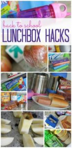 30 Lunch Box Hacks for Back to School