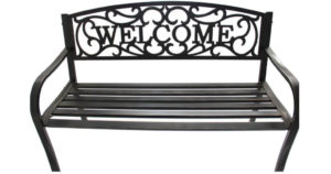 Welcome Bench $44.36 Shipped