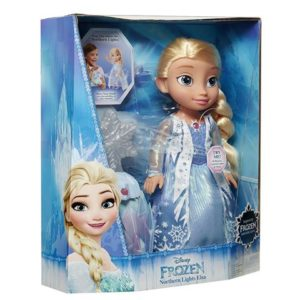 Frozen Northern Lights Elsa Doll $18.54 ($39.99)