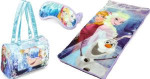 Disney Frozen Nap Mat w/ Purse & Eye Mask $10 (Reg. $35)