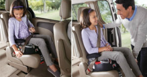 Graco Backless Youth Booster Car Seat $22.74