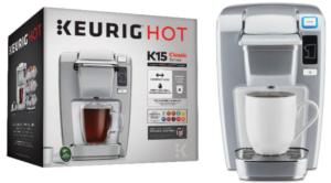 Keurig MINI Plus Brewing System $49.50 (Reg. $99.99)
