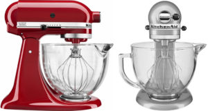 KitchenAid Tilt-Head 5-Quart Stand Mixer $179.99 Shipped (Reg. $400)