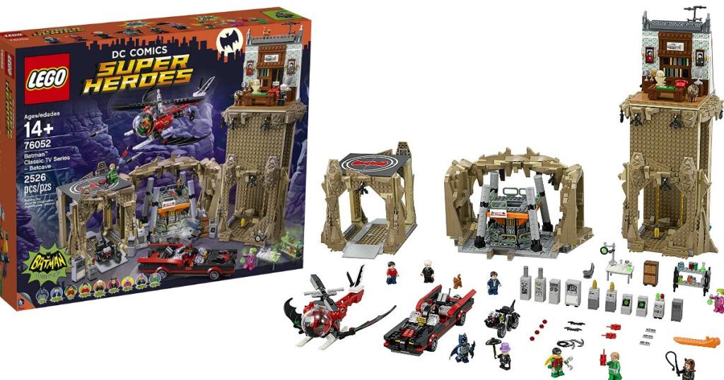 Lego batman classic tv series batcave : Detective conan episode 160