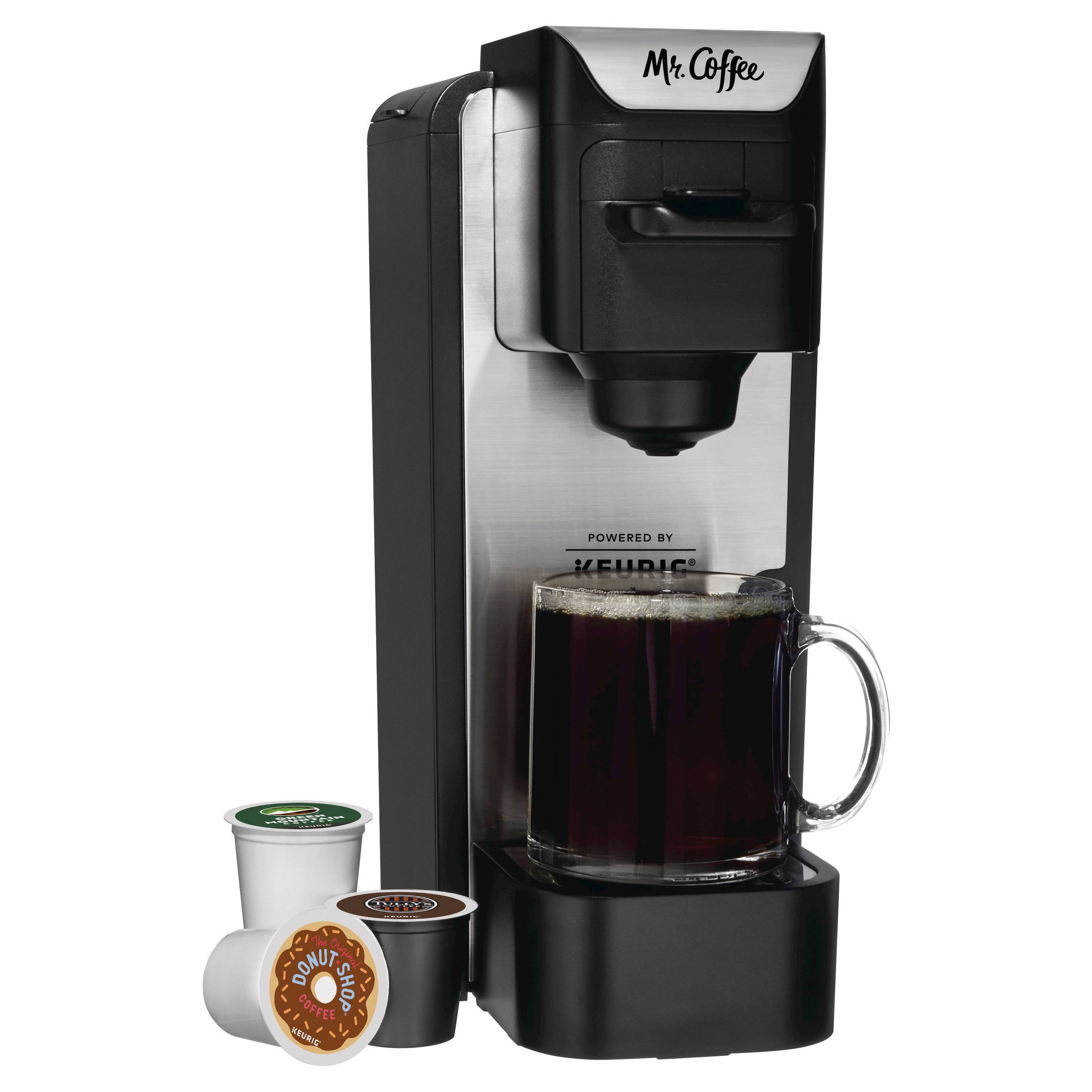 K Cup Coffee Maker Deals : Mr. Coffee Single Cup K-Cup Coffee Maker USD 34.99 - Wheel N Deal Mama