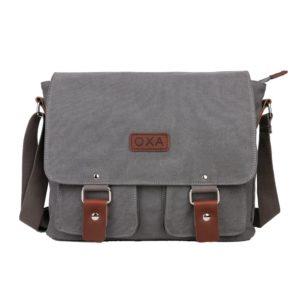OXA Canvas Messenger Bag $15.59