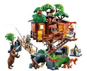 PLAYMOBIL Adventure Tree House Set $35.40 Shipped (Reg. $59.99)