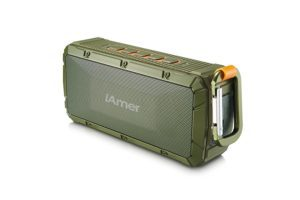 iAmer Waterproof Bluetooth Speaker $22.93 (Reg. $49.99)
