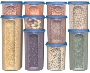 20 Piece Food Storage Containers $29.99