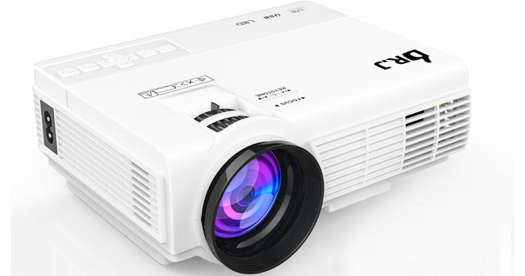 Thzy mini projector shipped wheel n deal mama for Pocket projector deals