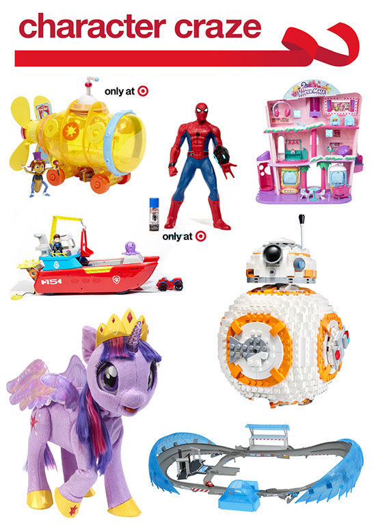 run over here where target has put out a list of their hot 2017 toys for the upcoming christmas holiday