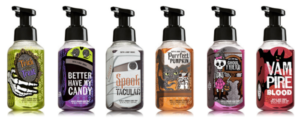 Bath & Body Works Hand Soaps As Low As $2 Each