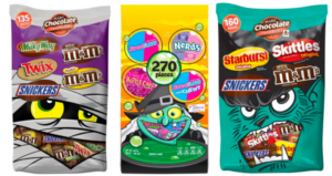 40% Off Halloween Candy at Target TODAY ONLY