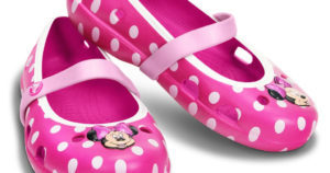 Crocs Minnie Flats $10.49 (Reg. $34.99)