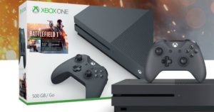 Xbox One S 500GB Battlefield 1 Special Edition Bundle $199 Shipped (Reg.$279.96)