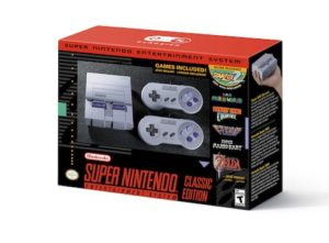 Nintendo Super NES Classic Edition In Stock at ToysRUs  TODAY IN STORE ONLY!
