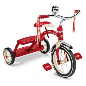 Radio Flyer Classic Tricycle $40.99 Shipped  (Reg. $69.99)