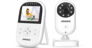 ANNKE Wireless Baby Monitor w/ Built-In Camera $59.49 Shipped
