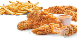 Buffalo Wild Wings Buy 1 Get 1 FREE Crispy Tenders TODAY ONLY