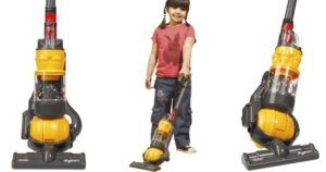 Dyson Ball Toy Vacuum w/ Real Suction $20.99