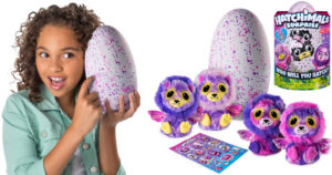 Hatchimals Surprise TWIN Ligull Hatching Egg $69.99 Shipped TARGET EXCLUSIVE