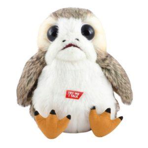 Star Wars: The Last Jedi Porg Plush $19.99