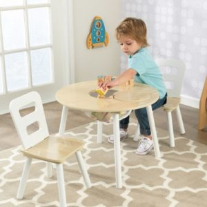 KidKraft Table and 2 Chairs Set $34.29 Shipped