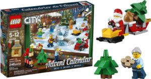 LEGO City Advent Calendar $24.99