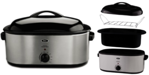 Oster 22-Quart Roaster Oven w/ Self-Basting Lid $38.13 Shipped