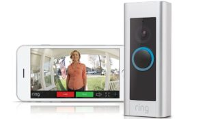 Ring Home Security Video Doorbell Pro $195.96 Shipped
